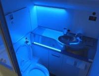 «Боинг» получил престижную награду за прототип самоочищающегося туалета